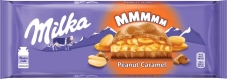 Шоколад Milka 276г арахіс карамель – ІМ «Обжора»