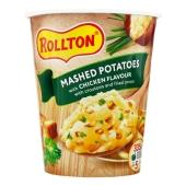 Пюре Роллтон 55г зі смаком курки стакан – ІМ «Обжора»