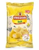 Чипсы кукурузные GLUTEN FREE  Mission tortilla salt 175 г – ІМ «Обжора»