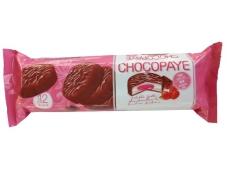 Печенье ChocoPaye marshmallow strawberry jelly  216 г – ІМ «Обжора»