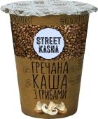 Каша Street kasha гречана з грибами 50 г – ІМ «Обжора»