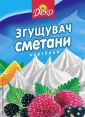 Приправа Деко 12г загущувач харчовий – ІМ «Обжора»