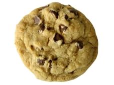 Печиво Горбушка вівсяне з шоколадними краплями НОВИНКА – ІМ «Обжора»