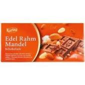 Шоколад Karina Edel Rahm Mandel молочний мигдаль 200 г – ІМ «Обжора»