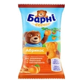 Бісквіт Барні абрикос 30 г – ІМ «Обжора»