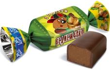 Конфеты Конти (Konti) Мишутка с орехом – ІМ «Обжора»