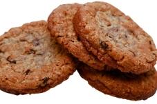 Печиво Горбушка  вівсяне з родзинками НОВИНКА – ІМ «Обжора»