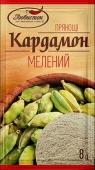 Приправа Любисток 8г кардамон мелений – ІМ «Обжора»