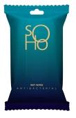 Салфетки влажные антибактериальные ТМ SOHO 15 шт – ІМ «Обжора»