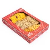 Печиво Lukas 400 г Смаколики з цукром асорті – ІМ «Обжора»
