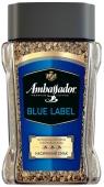 Кава Ambassador 95г Blue Label с/б – ІМ «Обжора»
