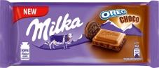 Шоколад Milka 100г какао орео – ІМ «Обжора»