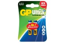 Батарейка 1шт GP Ultra + Alcaline 1,5v LR03,AAA – ІМ «Обжора»