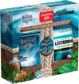 Набор Сила природы для мужчин LPM&Listerine – ІМ «Обжора»