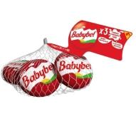 Сир 25% Babybel mini Prirobni 60 г – ІМ «Обжора»