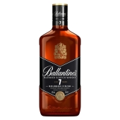 Віскі Ballantine`s Bourbon Finish 0,7л 40% 7 років НОВИНКА – ІМ «Обжора»