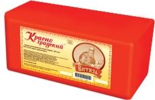 Сирний продукт Красноградський 50% Вітязь ваг – ІМ «Обжора»