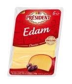 Сир Едам President 150 г Нiдерланди – ІМ «Обжора»