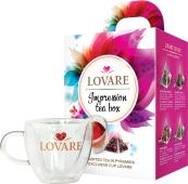 Набір чаю Lovare `Impression tea box` з чашкою Новинка – ІМ «Обжора»