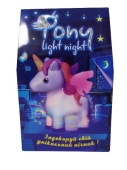 Набір для творчості 30704 (укр) Pony light night, в кор-ці 19-12-8см – ІМ «Обжора»