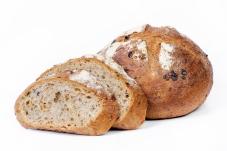 Хліб Гречаний з медом Горбушка 370 г – ІМ «Обжора»