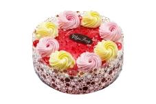 Торт Маріам 800г Творожно-малиновий – ІМ «Обжора»