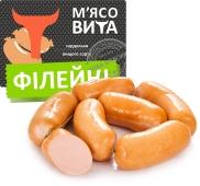 Сарделі Мясовита філейні в/г – ІМ «Обжора»