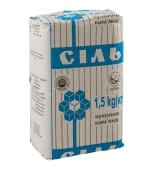 Сіль Артемсіль 1,5кг кам`ян  картон – ІМ «Обжора»
