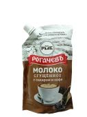 Згущене молоко Рогачєвъ з цукром та кавою 8,5% 280 г д/п – ІМ «Обжора»