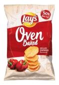 Чіпси картопляні запечені паприка Lays 125 г – ІМ «Обжора»