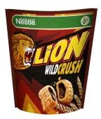 Сухий сніданок Nestle 350 г Lion Wild crush Новинка – ІМ «Обжора»
