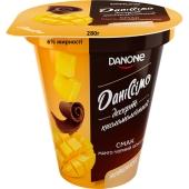 Десерт Даніссімо 6,0% 280 г Манго-чорний шоколад – ІМ «Обжора»