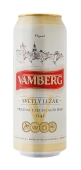 Пиво Vamberg 0,5л ж/б світле – ІМ «Обжора»