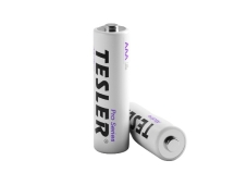 Батарейки Tesler AA ALKALINE LR03 (2 шт в блистере) – ІМ «Обжора»