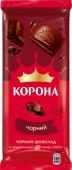 Шоколад Корона 85г чорний – ІМ «Обжора»