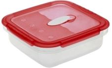 Ємність `Micro-Clip`для морозилки квадр, 1л – ІМ «Обжора»