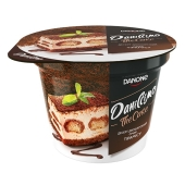 Десерт Данон Даніссімо 6% 230г Тірамісу стакан – ІМ «Обжора»