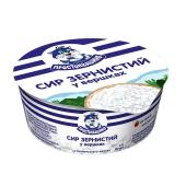 Сир Простоквашино кисломолочний 130г 2,7% – ІМ «Обжора»