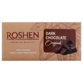 Шоколад Roshen dark original 90 г – ІМ «Обжора»
