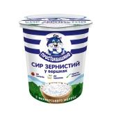 Сир Простоквашино кисломолочний 300г 2,7% – ІМ «Обжора»