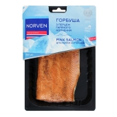 Риба Горбуша Norven 300г г/к філе з перцем – ІМ «Обжора»