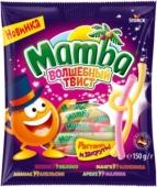 Жув. цукерки Storck Mamba волшебный твист 150г – ІМ «Обжора»
