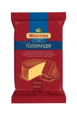 Сир 45% Голландія Шостка 160 г – ІМ «Обжора»