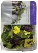 Салат свіжий VEG Flower mix 100 г – ІМ «Обжора»