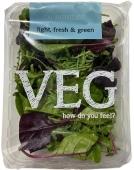Салат свіжий VEG Baby mix 100 г – ІМ «Обжора»
