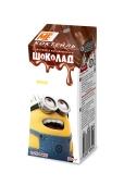 Коктейль молочний На здоров`я  (Міньйони) 200г Шоколад 2% – ІМ «Обжора»