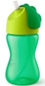 Чашка з трубочкою 12 міс. д/хлопч. SCF798/01 Avent 300 мл – ІМ «Обжора»
