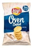 Чіпси картопляні запечені солоні Lays 125 г – ІМ «Обжора»