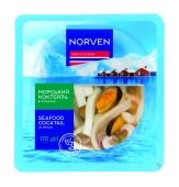 Морський коктейль  в розсолі Norven 170 г – ІМ «Обжора»