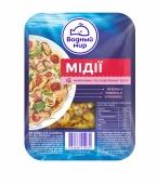 М`ясо мідій по-сицилійськи охолоджене Водный Мир 150 г – ІМ «Обжора»